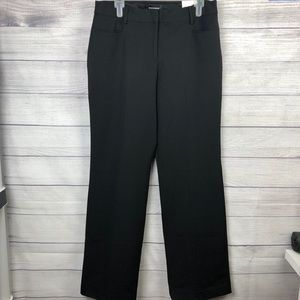 Express Editor Pant Wide Leg Pant Black Size 12